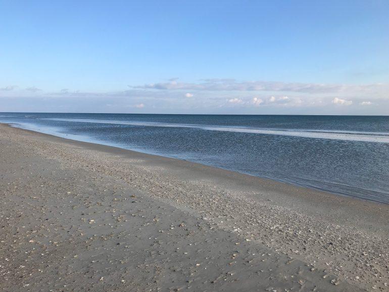 Форма пляжа курорта Катранка 2019