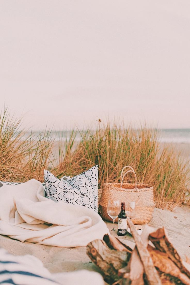 Курорт Катранка, песчаный пляж
